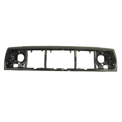 Titanium Plus 1997-2001 Jeep Cherokee Front NOSE PANEL - Front Nose Panel