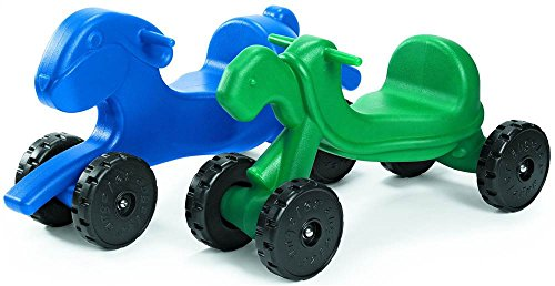 2-Pc Ride-On Tortoise and Hare Set by Angeles