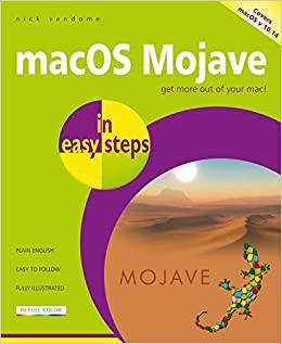 macos mojave in easy steps covers v 1014