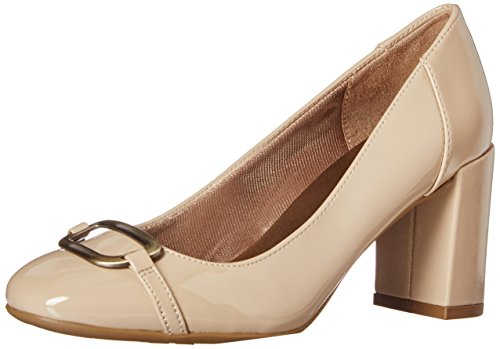 LifeStride Women's Entranced Dress Pump Tender Taupe Vg0948MI6