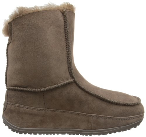 Boots Women's Chocolate Moccasin Mukluk 2 Fitflop Moc 76dX7q