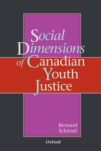 Social Dimensions of Canadian Youth Justice