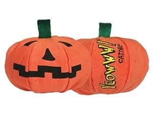 Yeowww loween Pumpkins Catnip Toy