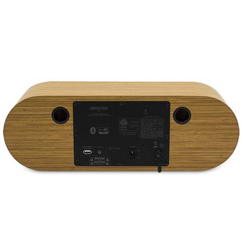 Fluance Fi30 High Performance Wireless Bluetooth Wood
