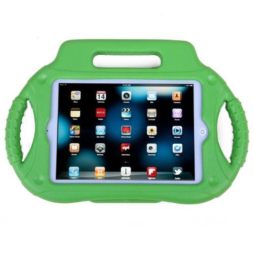 HDE Case for iPad Mini 1 2 3 Kids Shock Proof Steering Wheel Protective Cover with Stand for Apple iPad Mini/Mini 2 / Mini 3 / Retina ()