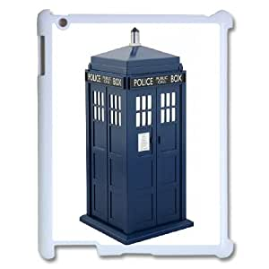 Doctor Who Inspired Tardis Ipad2,3,4 Case Cover AKL233613