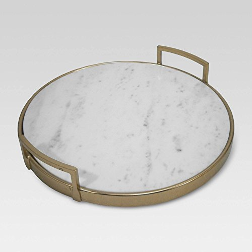 Gold and Marble Tray - Project 62