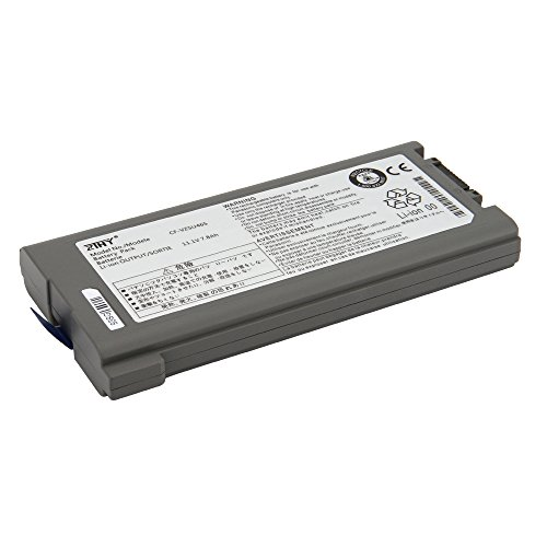 ZTHY Compatible 7800mAh CF-VZSU46S Battery Replacement for Panasonic Toughbook Cf-30 Cf-31 Cf-53 Laptop Cf-vzsu46au Cf-vzsu71u Cf-vzsu72u Cf-vzsu1430u CF-VZSU46 CF-VZSU46U 11.1V 9CELL by ZTHY (Image #4)