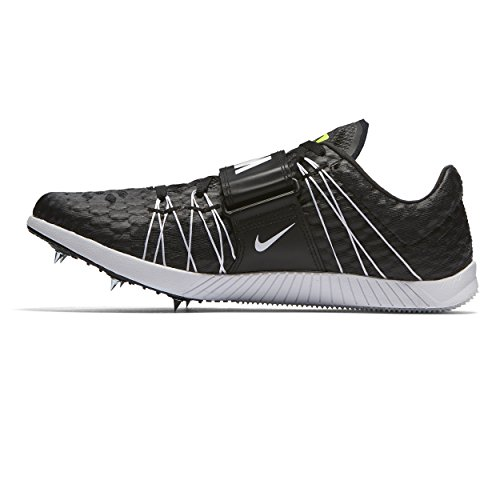 017 Running de Volt Adulto Zapatillas Triple NIKE Elite Black White Jump Negro Unisex HxqfpZB1