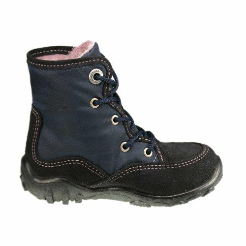 Pour Ricosta Premiers Bleu Chaussures fille Pas Bébé qz8a0n