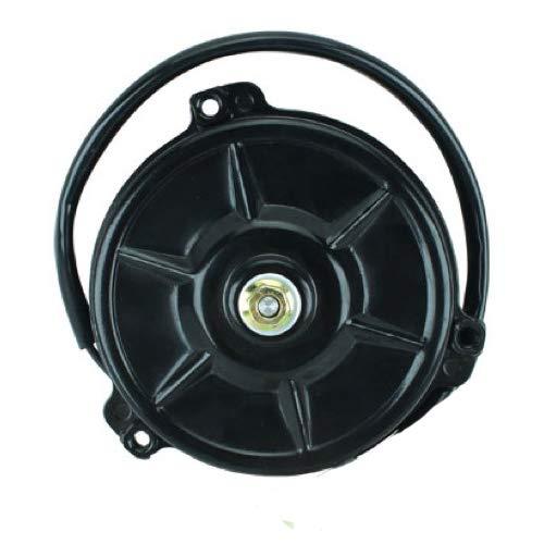 American Volt Replacement Upgrade 2-bolt 3-bolt 12-Volt Electrical Fan Motor 80w-130w Power Size (120-Watt)