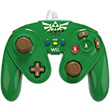PDP Wired Fight Pad for Wii U - Link
