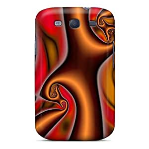 New Style Cases Covers Dho7211GkNv Space Chaos Compatible With Galaxy S3 Protection Cases