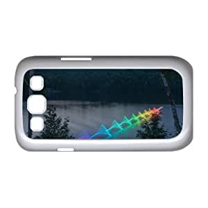 Samsung Galaxy S3 I9300 case, Photography Case Cover for Samsung Galaxy S3 I9300,Custom Long exposure of kayakers Cover Case for Samsung Galaxy S3 I9300 moye-9765807 at monye.