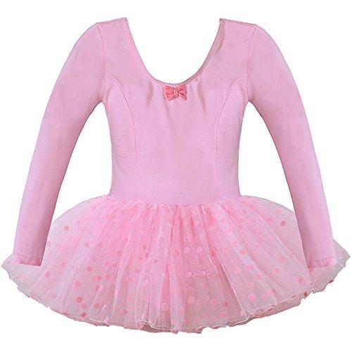 Kids Girl Dance Dress Ballet Tutus 2-7 Years