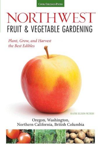 Northwest Fruit Vegetable Gardening Washington product image