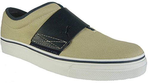 PUMA El Rey Women's Shoes Size US 5.5 Safari/Beige/New Navy Style # 343202 17 (Puma Shoes El Rey)