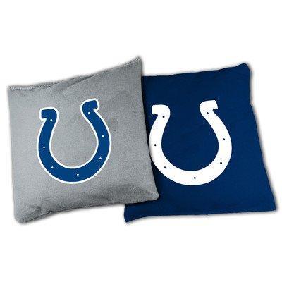 Nfl Bean Bag (NFL Indianapolis Colts 16oz, Duckcloth Cornhole Bean)