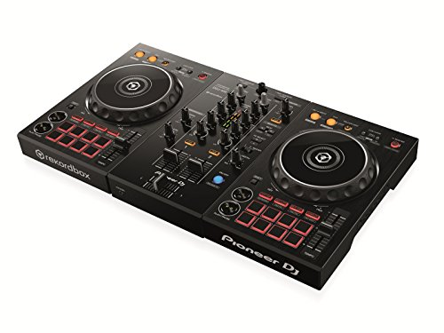 Pioneer DJ – Controlador portátil de 2 canales, Mixer – Accesorio para DJ, Funciona con Rekordbox DJ, Efectos profesionales