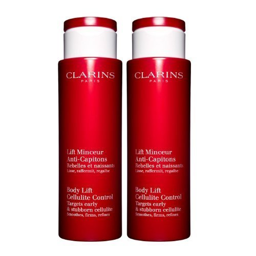 Clarins Body Lift Cellulite Control Double Edition Limited Edition 2 x FULL SIZE 6.9 oz / 200 ml