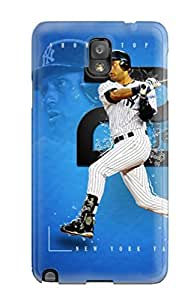Defender Case For Galaxy Note 3, New York Yankees Pattern