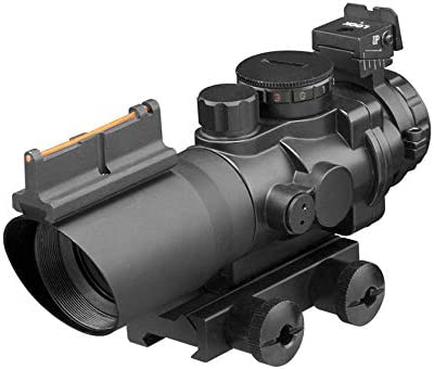 TACFUN Prismatic Series 4X32MM Scope MIL-DOT Reticle