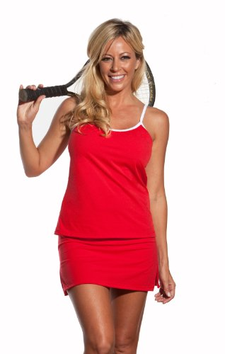 Show No Love Tennis Apparel Womens Tennis Dress