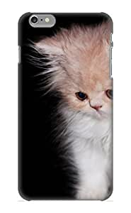 Awesome Uvnomf-5844-ldqhewr Juliacatala Defender Tpu Hard Case Cover For Iphone 6 Plus- Animal Cat