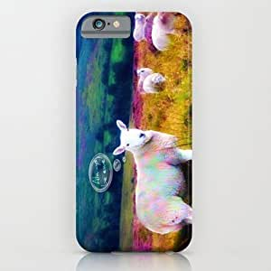 Society6 - Always Be Ewe iPhone & iPod Case by Soaring Anchor Designs ?