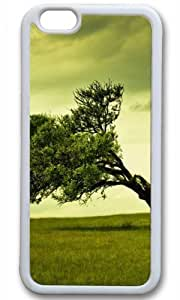 Art Tree Easter Thanksgiving Halloween Masterpiece Limited Design TPU White Case for iPhone 6 Plus by Cases & Mousepads