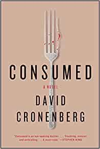 Cronenberg consumed goodreads giveaways