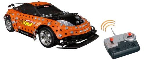 meccano 51868950 tuning coche de carreras por control remoto con luz y sonido. Black Bedroom Furniture Sets. Home Design Ideas