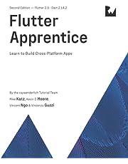 Flutter Apprentice (Second Edition): Learn to Build Cross-Platform Apps