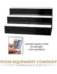 Buffet Enhancements Bar Back Riser 24 X 12 X 15 010RLB243