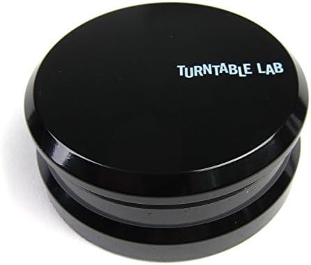 Turntable Lab: Record peso – negro: Amazon.es: Instrumentos musicales