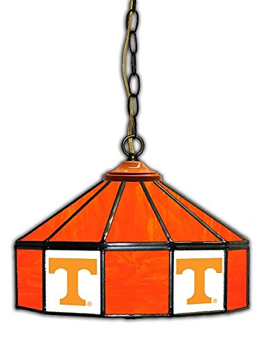 Official Licensed NCAA UNIVERSITY OF TENNESSE 14'' Glass Pub Lamp by Imperial International by Imperial
