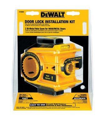 Door Lock Installation Kit by Black & Decker/Dewalt