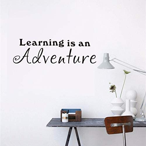 BUCKOO Learning Adventure Decal Inspirational product image