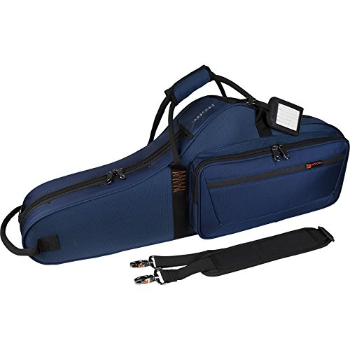 Protec PB305CTBX Tenor Saxophone PRO PAC Case - Contoured (Blue)
