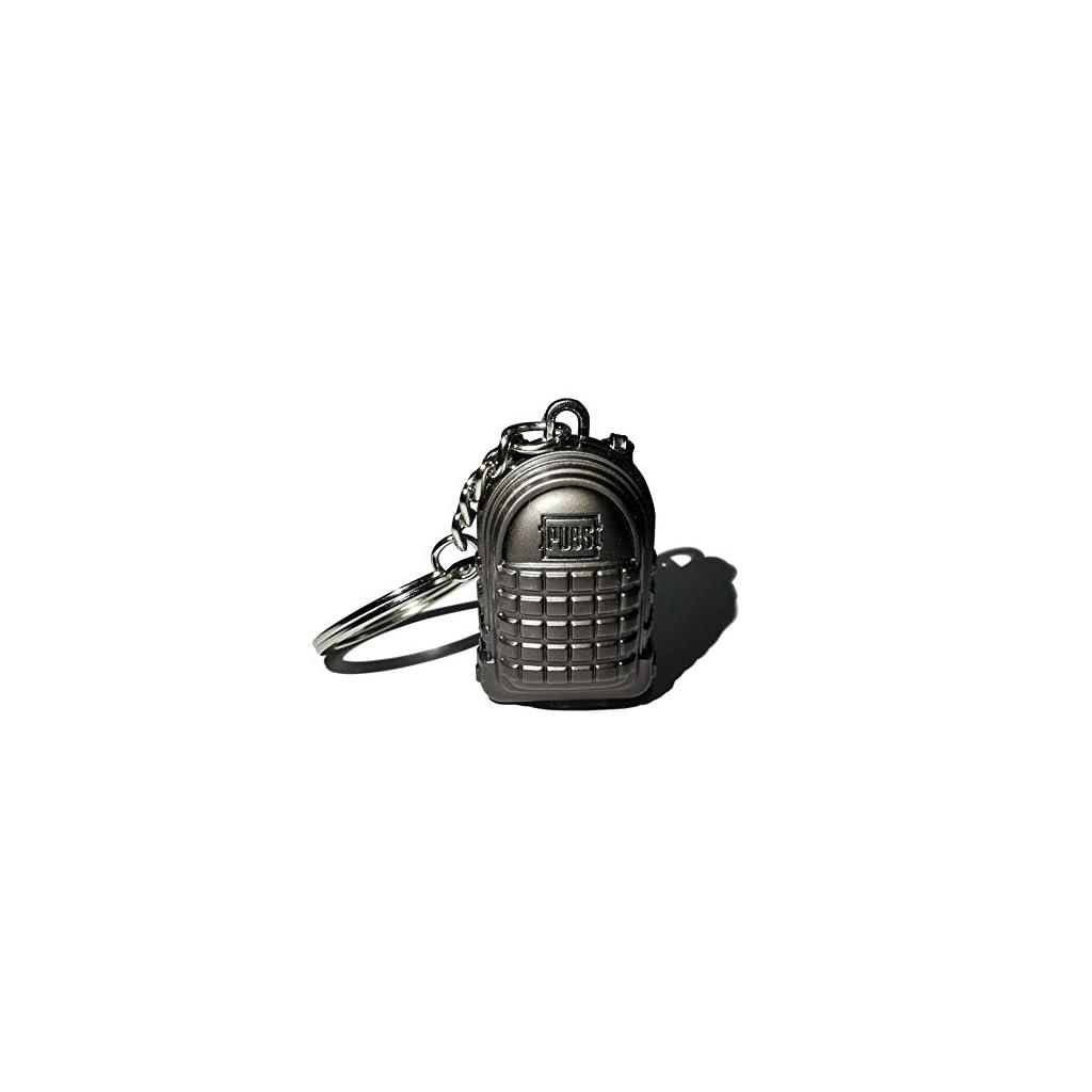 pubg bagpack keychain