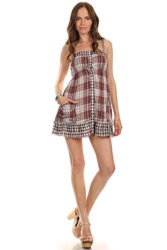 Short Patterned Dresses - 8