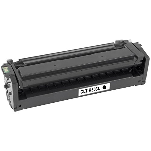 Cheap Abacus24-7 Compatible Replacement for Samsung CLT-K503L Black Toner Cartridge for Samsung ProXpress SL-C3010 and SL-C3060 Color Laser Printer supplier