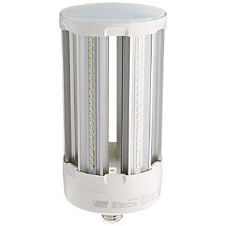 FEIT ELECTRIC C10000/5K/LED 100 Watt LED Bulb yard light, 500 W, 5000K
