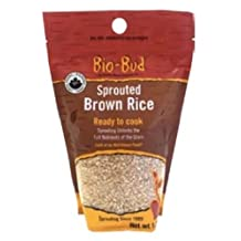 Shasha Co Organic Sprouted Brown Rice-Bio Buds
