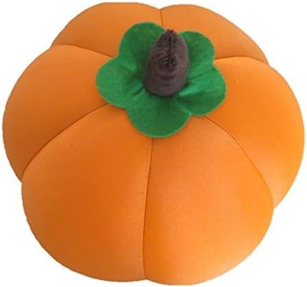 Tache 11 x 11 Inch Midnight Till Pumpkin Princess and Halloween Microbead Stuffed Throw Pillow Cushion