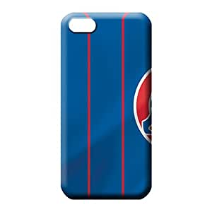 iphone 5 5s Shock-dirt Covers pictures phone case skin chicago cubs mlb baseball