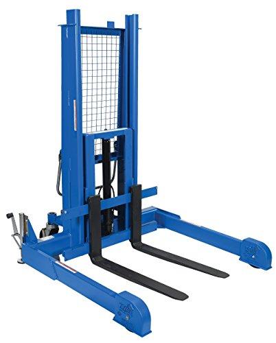 Vestil-PMPS-50-AIR-Air-Pallet-MasterServer-4000-lb-Capacity-50-Height-4-x-36-Forks