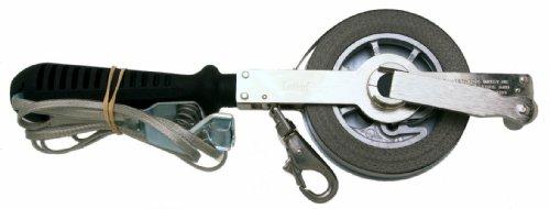 Lufkin S1293F590 1/2-Inch by 50-Foot Oil Gauging Atlas Stainless Steel Tape by Apex Tool Group