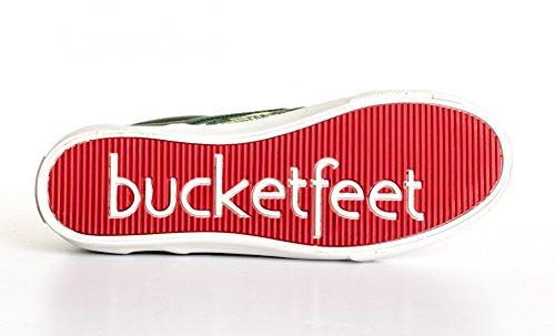 Bucketfeet Savusavu Slip On Sneakers Mens12
