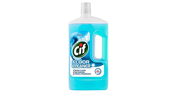 Cif Floor Cleaner Ocean 1L: Amazon.es: Hogar
